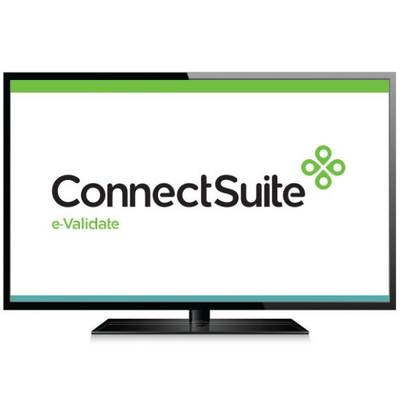 ConnectSuite e-Validate