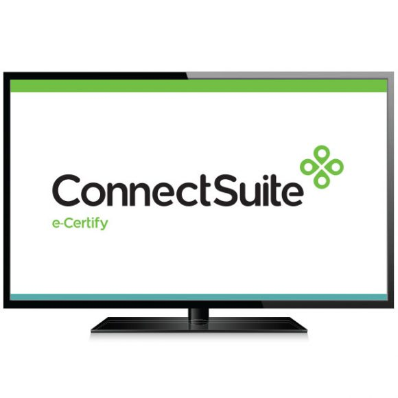ConnectSuite e-Certify