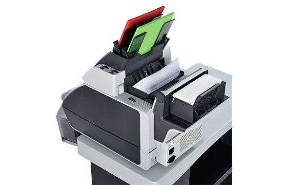 Neopost DS-40 folder inserter