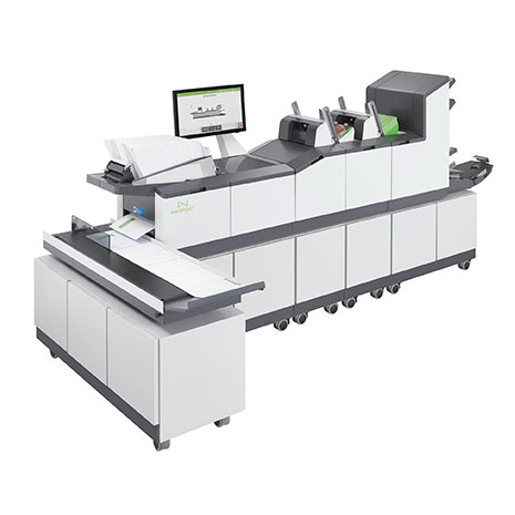 Neopost DS-600i folder-inserter