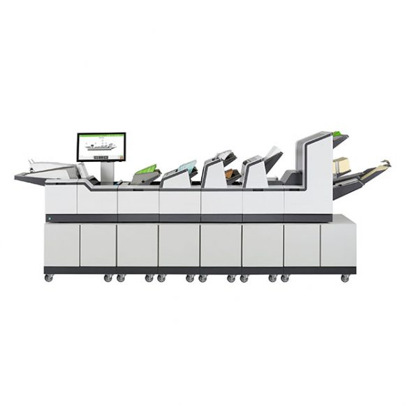 Neopost DS-180i folder-inserter