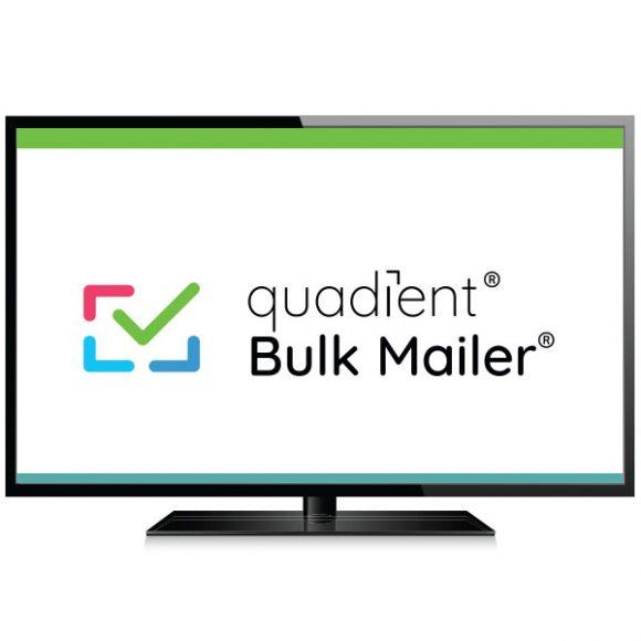 Quadient Bulk Mailer